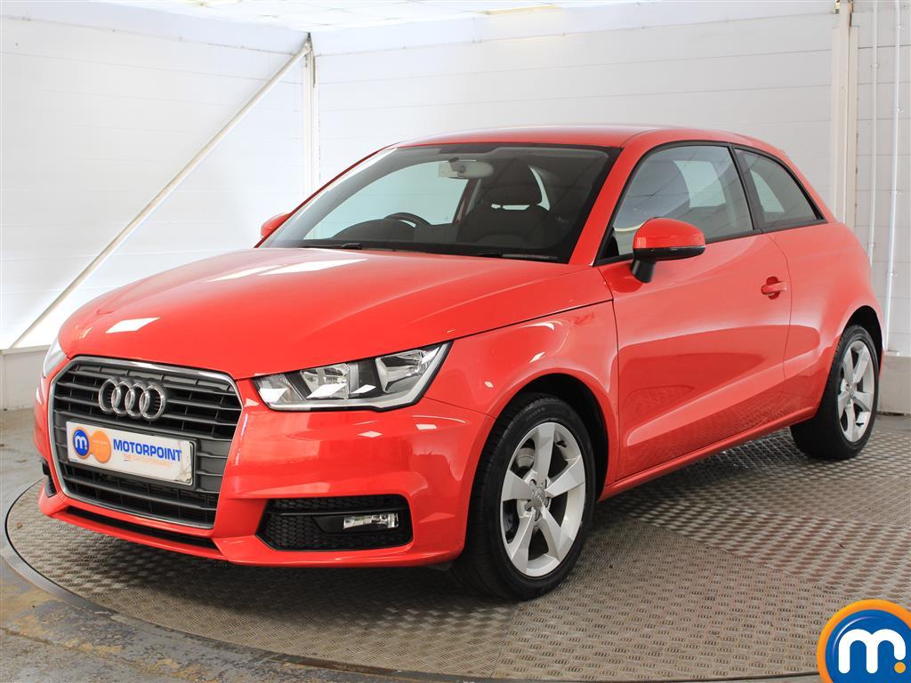 Audi A1 Sport - Stock Number (1034987) - Passenger side front corner