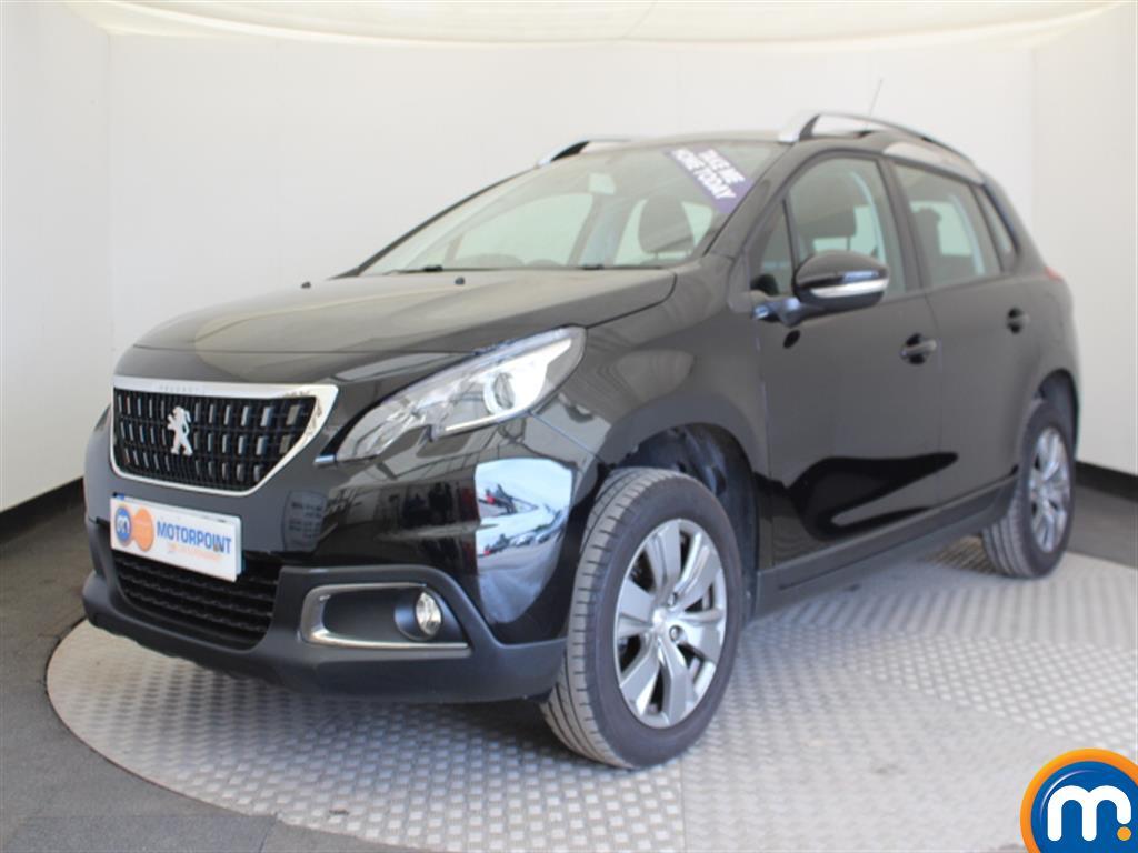 Peugeot 2008 Active - Stock Number (1029806) - Passenger side front corner