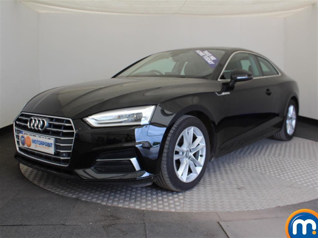 Audi A5 Sport - Stock Number (1033327) - Passenger side front corner
