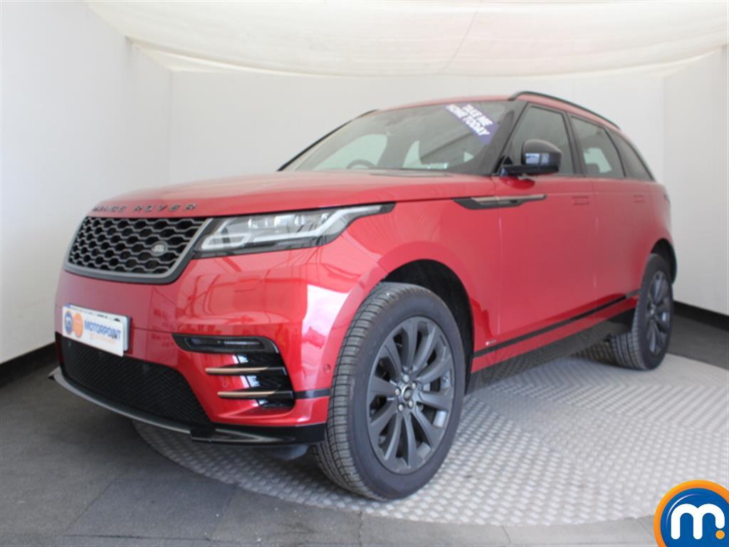 Land Rover Range Rover Velar R-Dynamic SE - Stock Number 1034125 Passenger side front corner