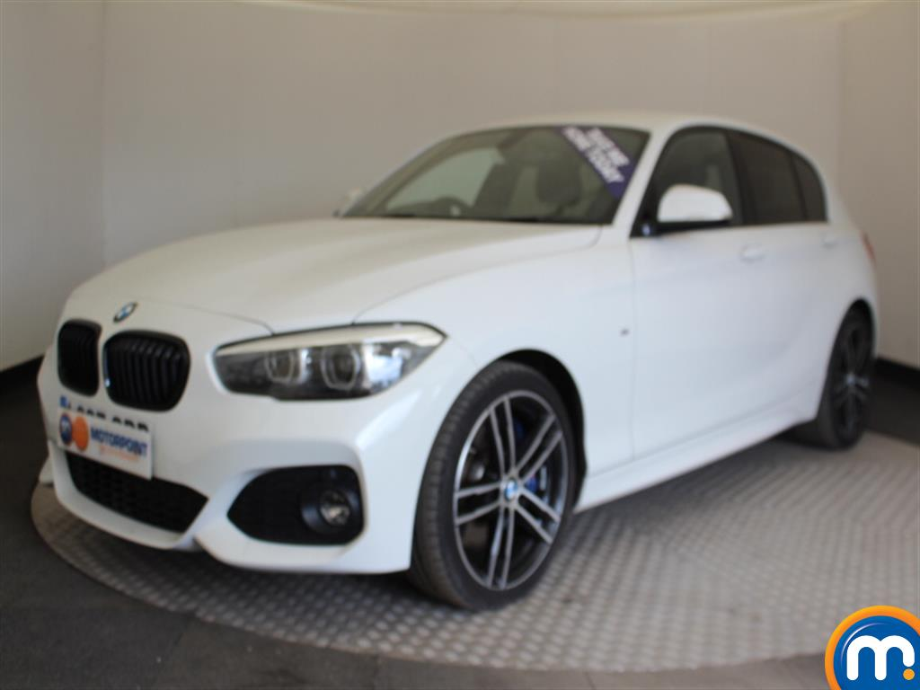 BMW 1 Series M Sport Shadow Edition - Stock Number (1035041) - Passenger side front corner