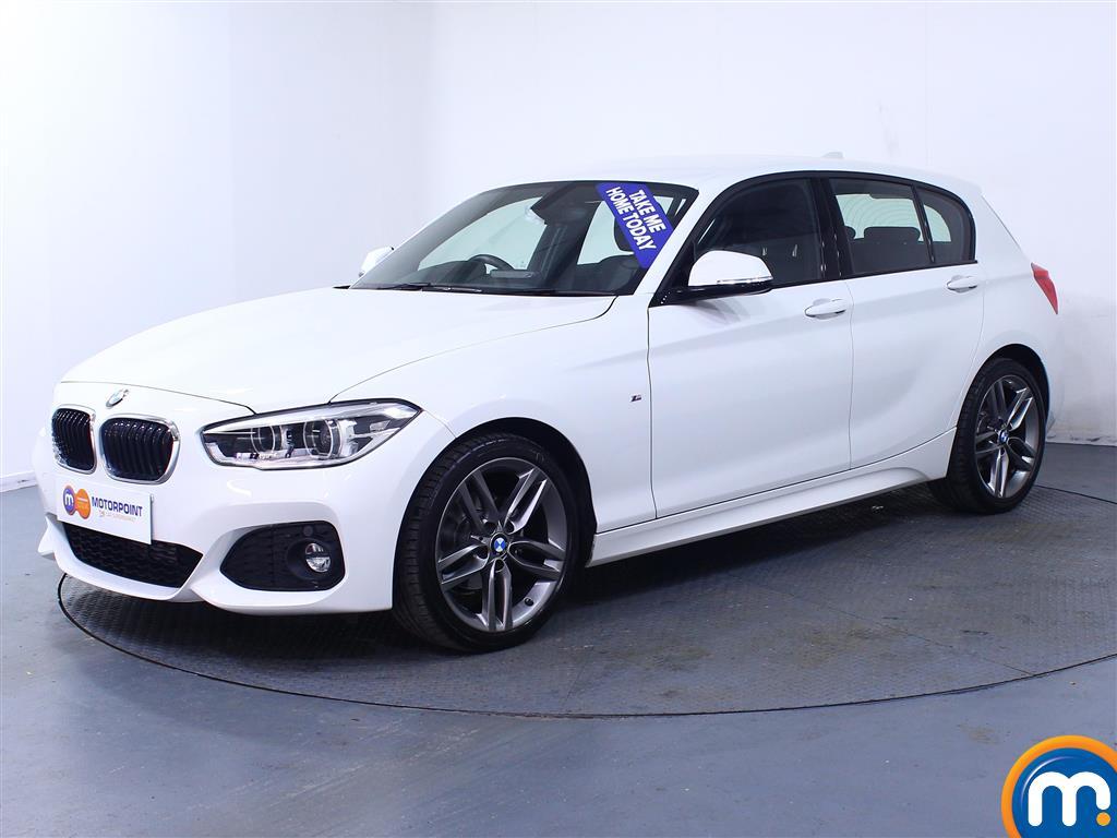 BMW 1 Series M Sport - Stock Number (1032652) - Passenger side front corner