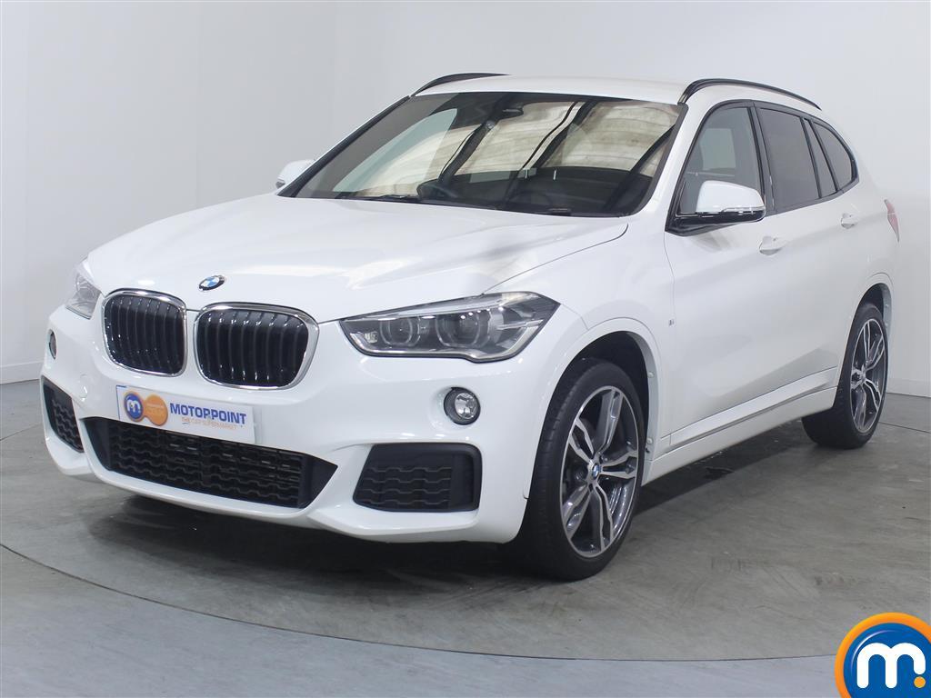 BMW X1 M Sport - Stock Number (1034062) - Passenger side front corner