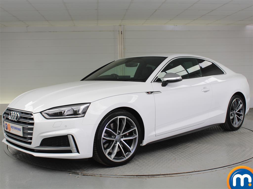 Audi A5 S5 - Stock Number (1037609) - Passenger side front corner