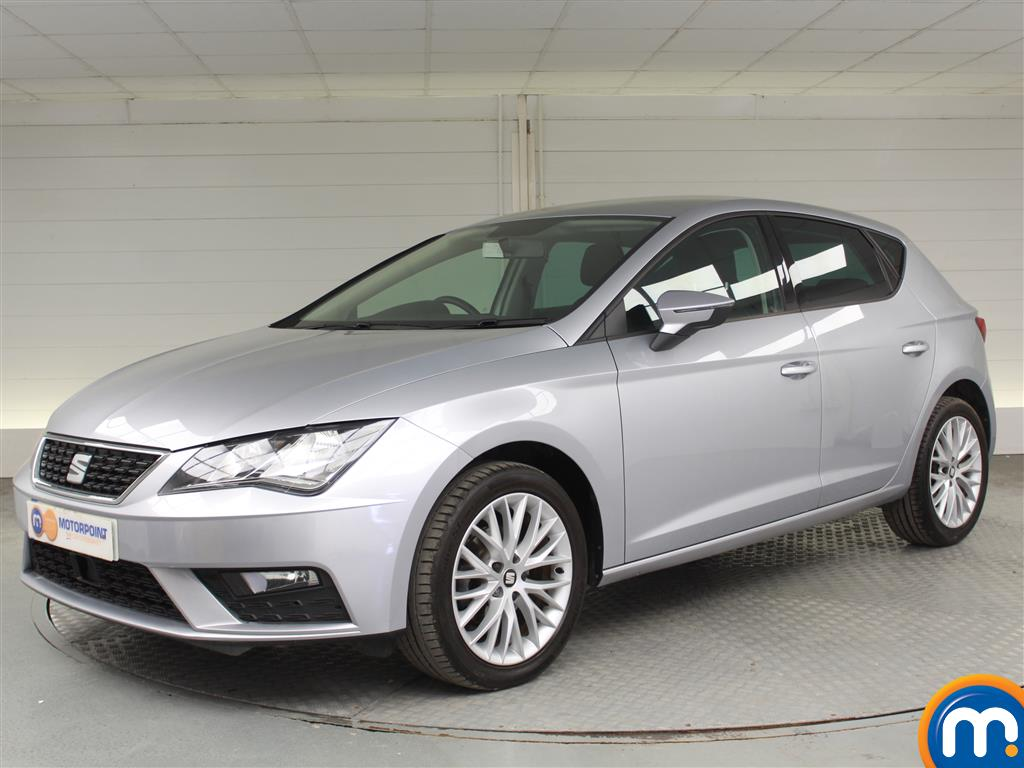 Seat Leon SE Dynamic Technology - Stock Number (1023888) - Passenger side front corner
