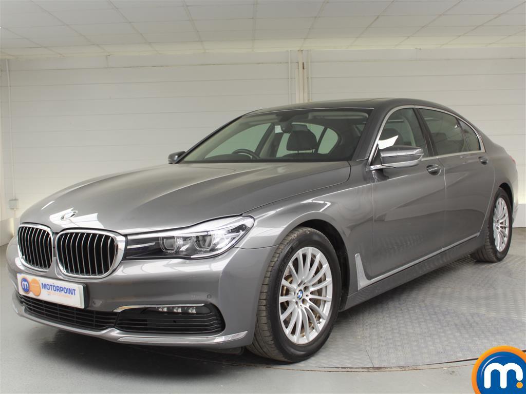 BMW 7 Series 740Li 4dr Auto - Stock Number (1036143) - Passenger side front corner