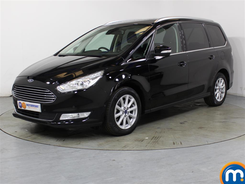 Ford Galaxy Titanium X - Stock Number (1011424) - Passenger side front corner