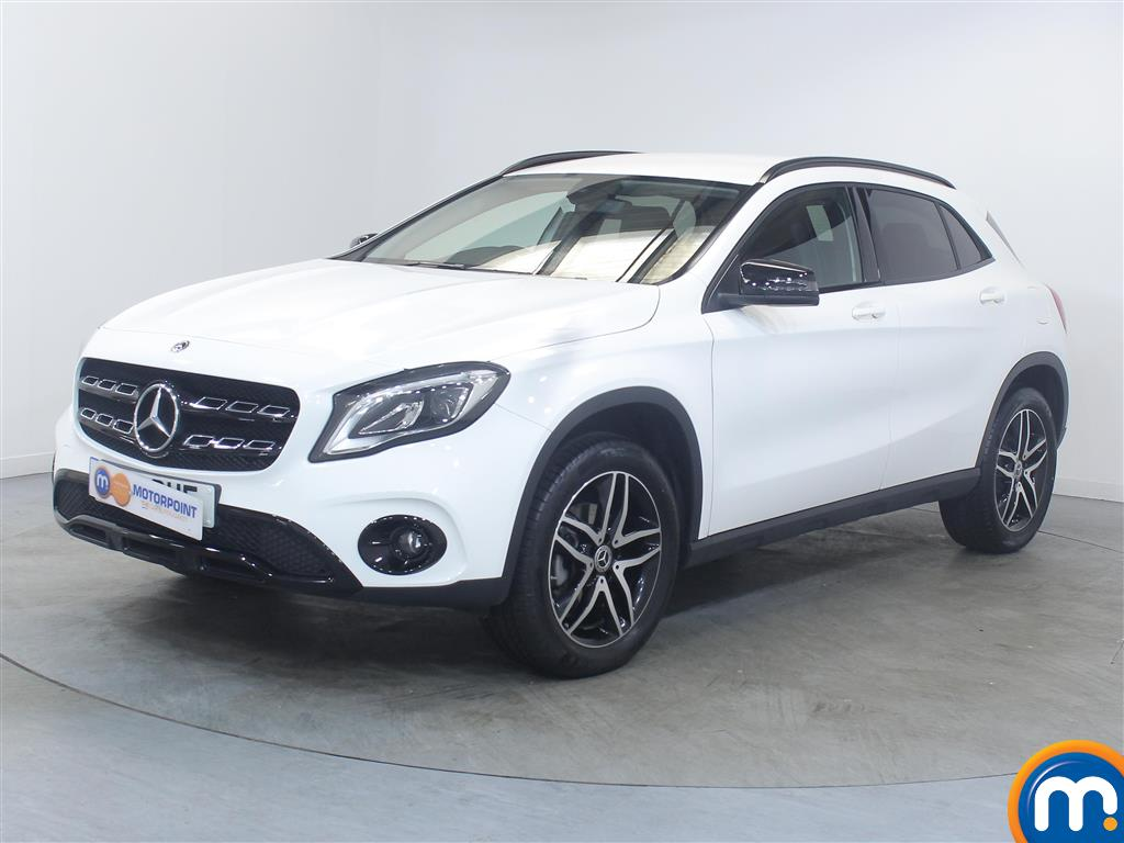 Mercedes-Benz Gla Class Urban Edition - Stock Number (1035163) - Passenger side front corner