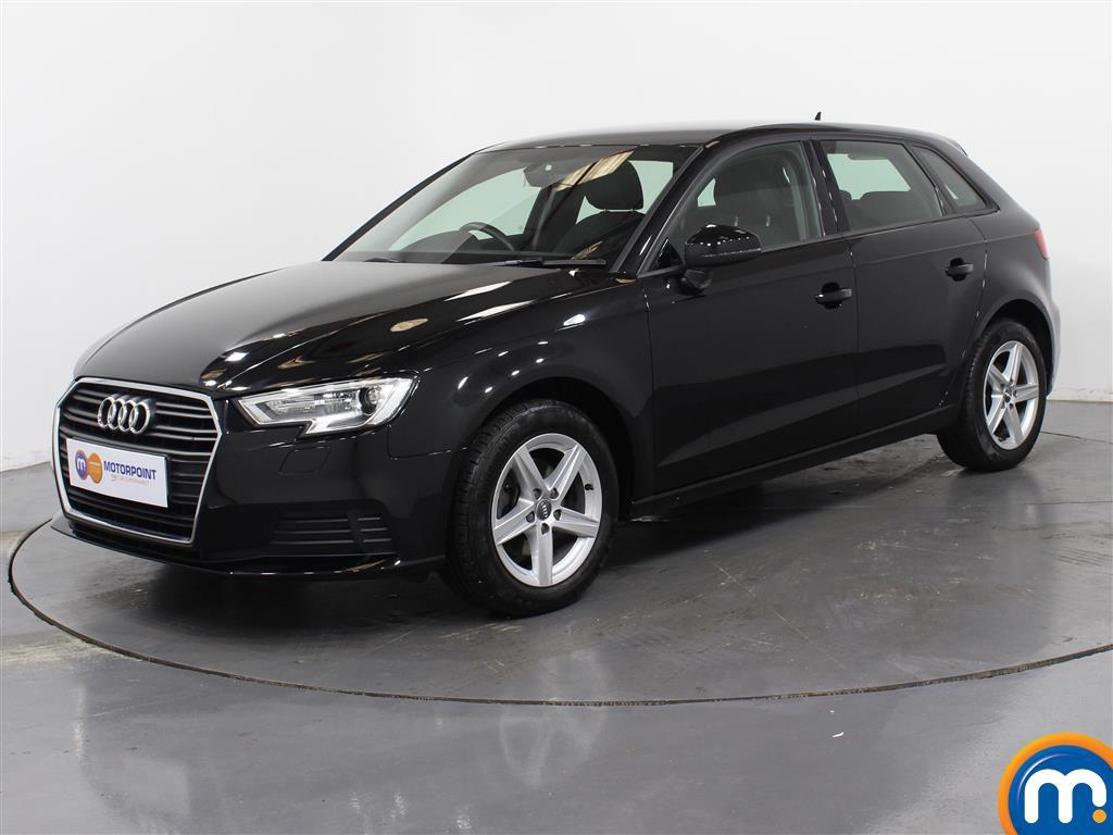 Audi A3 SE - Stock Number (1032193) - Passenger side front corner