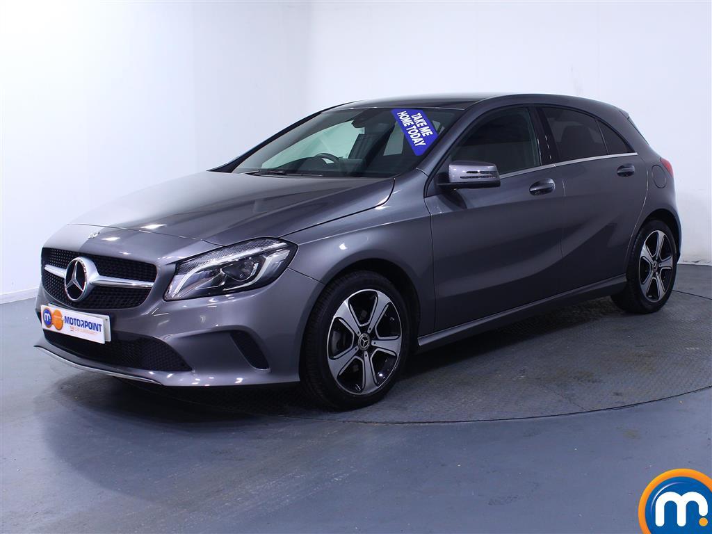 Mercedes-Benz A Class Sport Edition - Stock Number (1034340) - Passenger side front corner