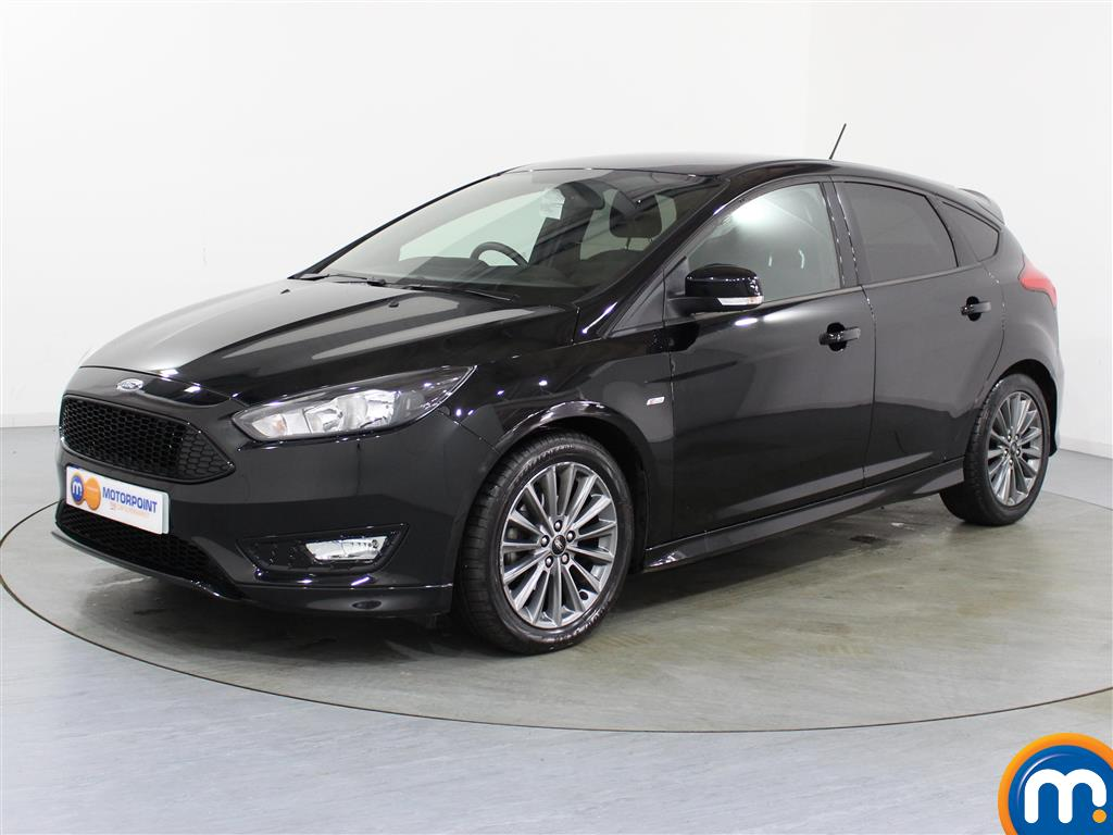 Ford Focus ST-Line - Stock Number (1031162) - Passenger side front corner