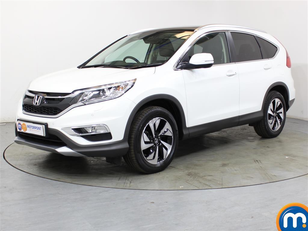 Honda Cr-V EX - Stock Number (1024385) - Passenger side front corner