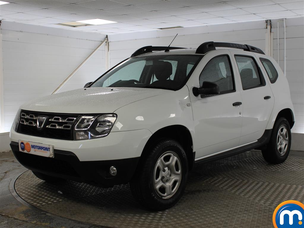 Dacia Duster Ambiance - Stock Number (1034982) - Passenger side front corner