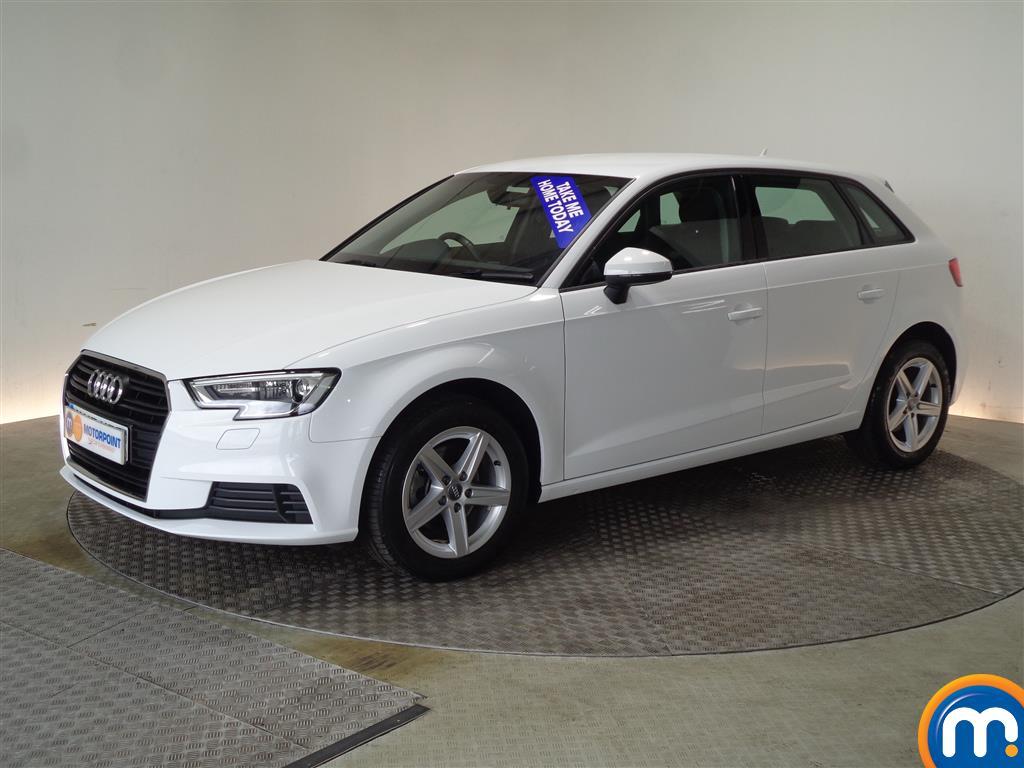 Audi A3 SE - Stock Number (1036164) - Passenger side front corner