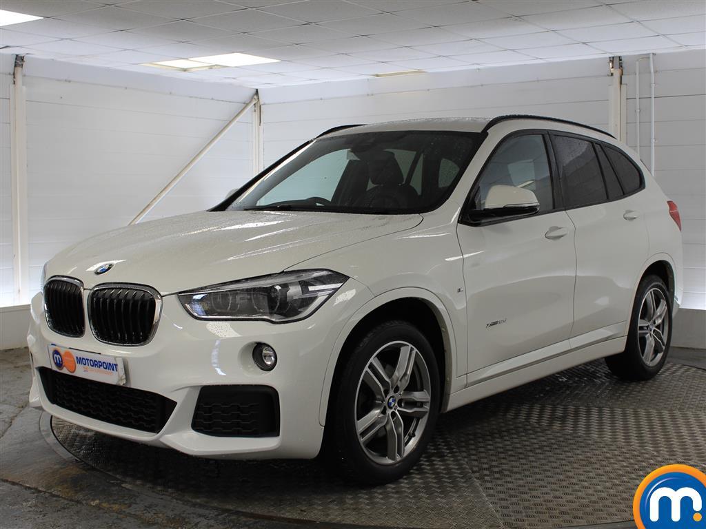 BMW X1 M Sport - Stock Number (1035141) - Passenger side front corner