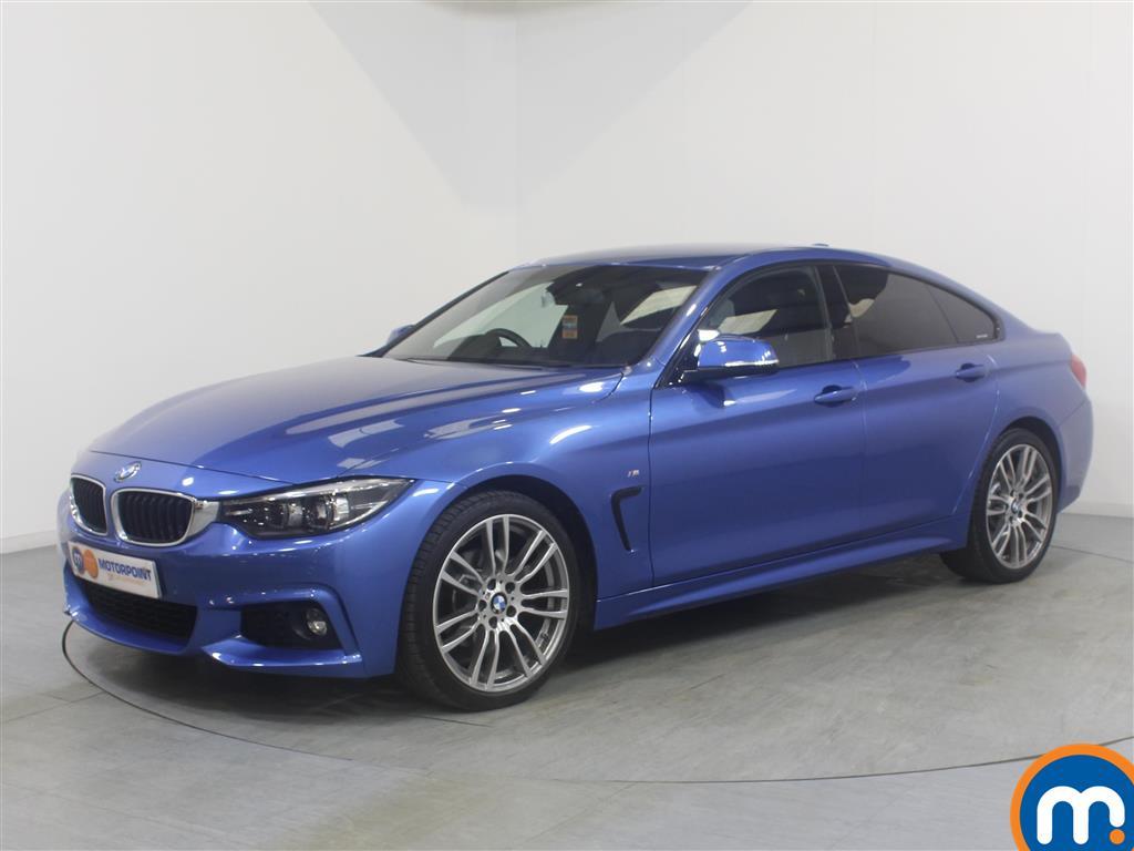 BMW 4 Series M Sport - Stock Number (1027445) - Passenger side front corner