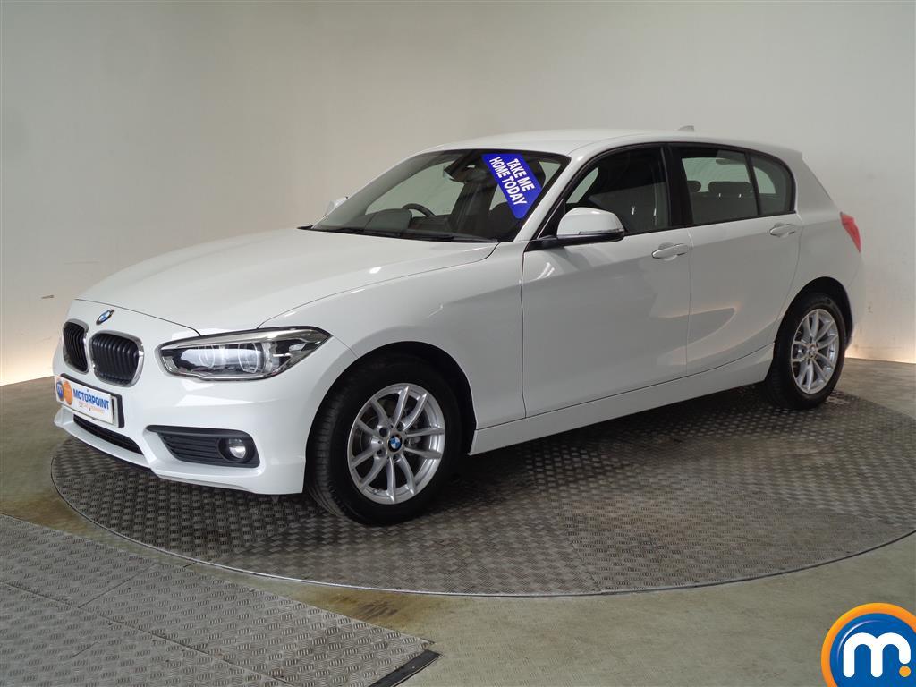 BMW 1 Series SE Business - Stock Number (1030739) - Passenger side front corner