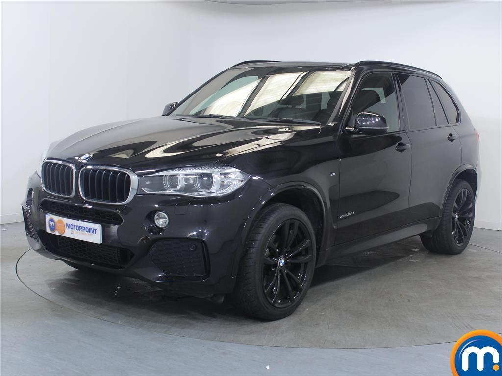 BMW X5 M Sport - Stock Number (1034065) - Passenger side front corner