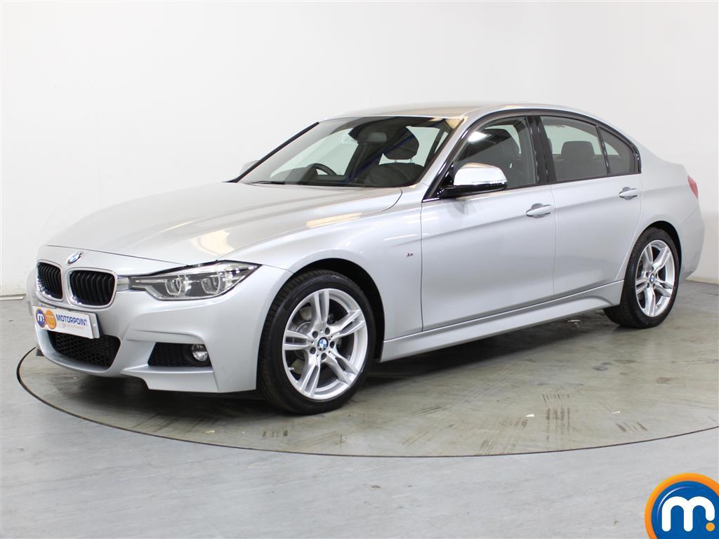 BMW 3 Series M Sport - Stock Number (1036139) - Passenger side front corner