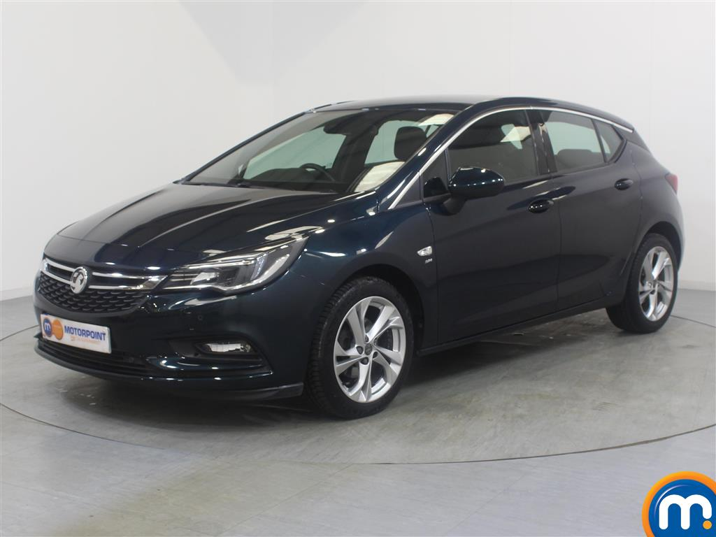 Vauxhall Astra SRi - Stock Number (1033146) - Passenger side front corner
