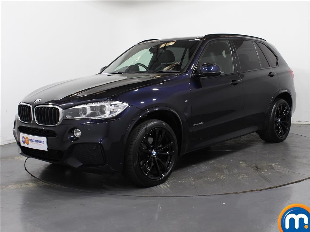 BMW X5 M Sport - Stock Number (1022445) - Passenger side front corner
