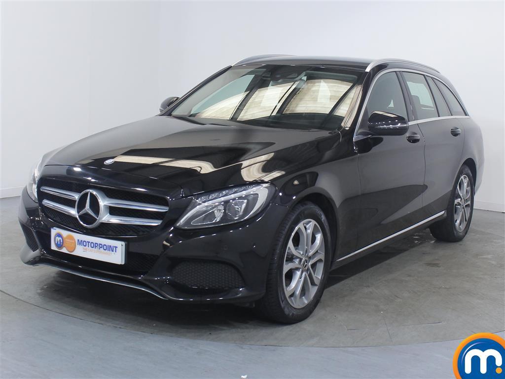 Mercedes-Benz C Class Sport - Stock Number (1034191) - Passenger side front corner