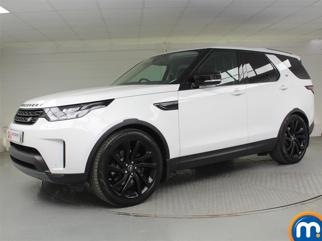 Land Rover Discovery HSE - Stock Number (1030966) - Passenger side front corner