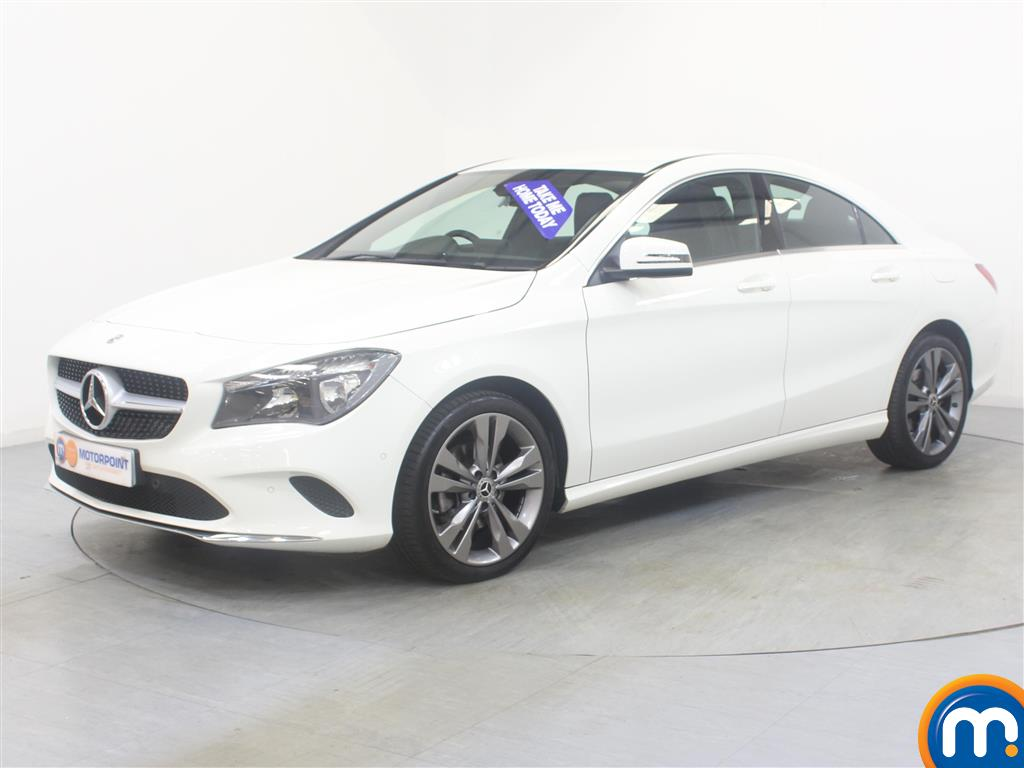 Mercedes-Benz Cla Class Sport - Stock Number (1035954) - Passenger side front corner