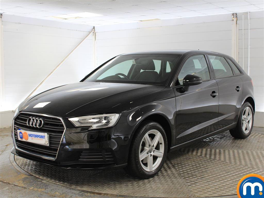 Audi A3 SE - Stock Number (1034990) - Passenger side front corner