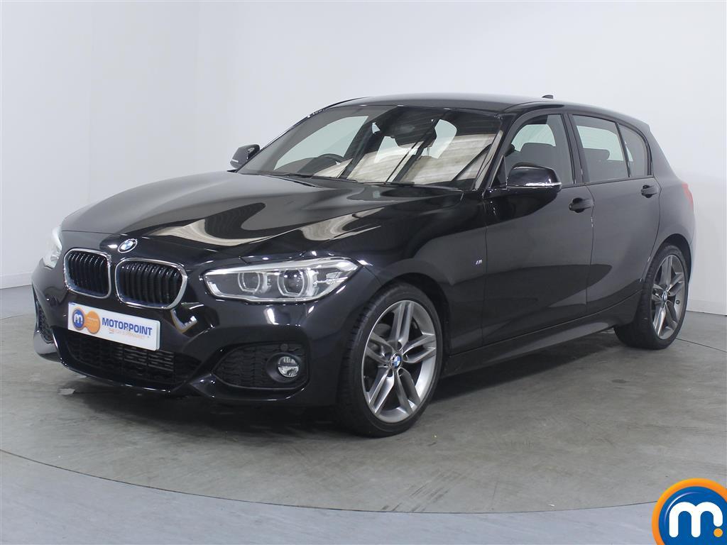 BMW 1 Series M Sport - Stock Number (1032649) - Passenger side front corner