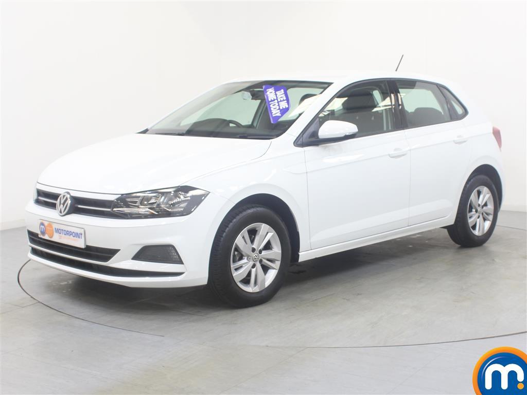 Volkswagen Polo SE - Stock Number (1036869) - Passenger side front corner