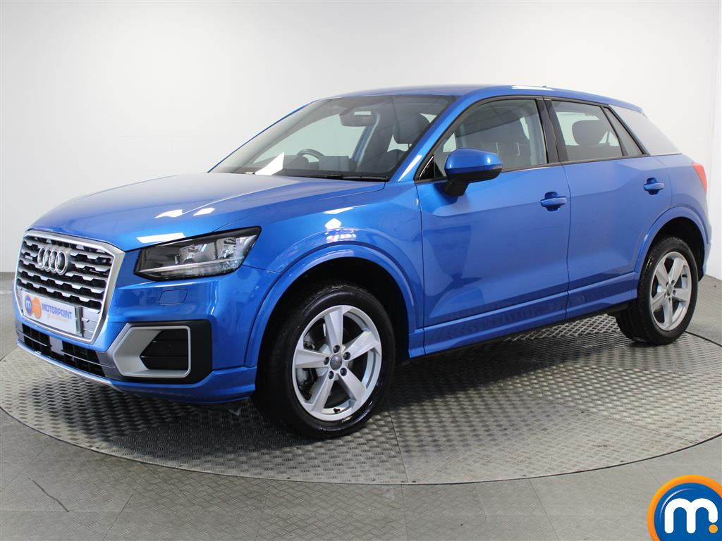 Audi Q2 Sport - Stock Number (1034072) - Passenger side front corner