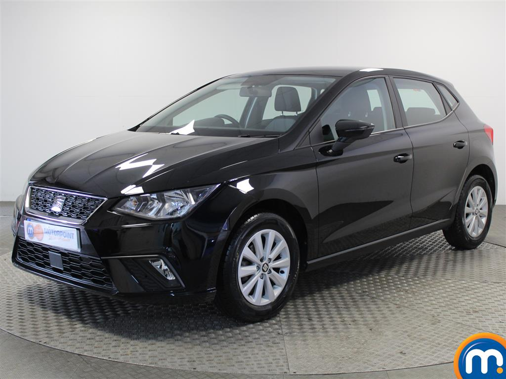 Seat Ibiza SE Technology - Stock Number 1035741 Passenger side front corner