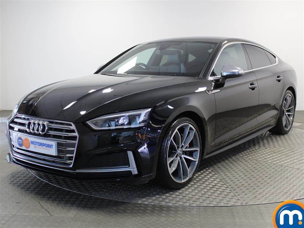 Audi A5 S5 - Stock Number (1033585) - Passenger side front corner