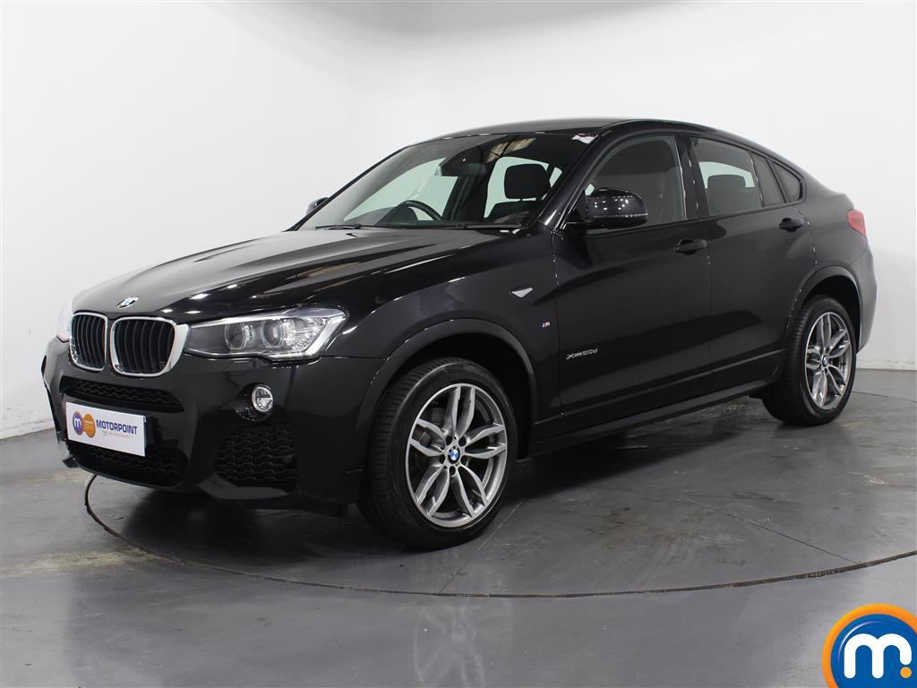 BMW X4 M Sport - Stock Number (1030272) - Passenger side front corner