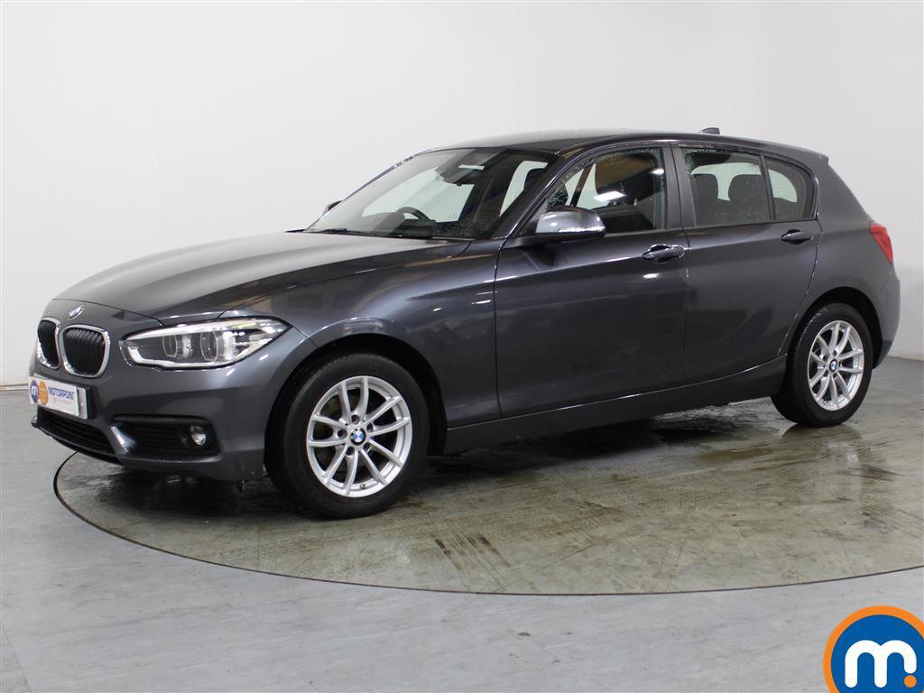 BMW 1 Series SE Business - Stock Number (1031293) - Passenger side front corner
