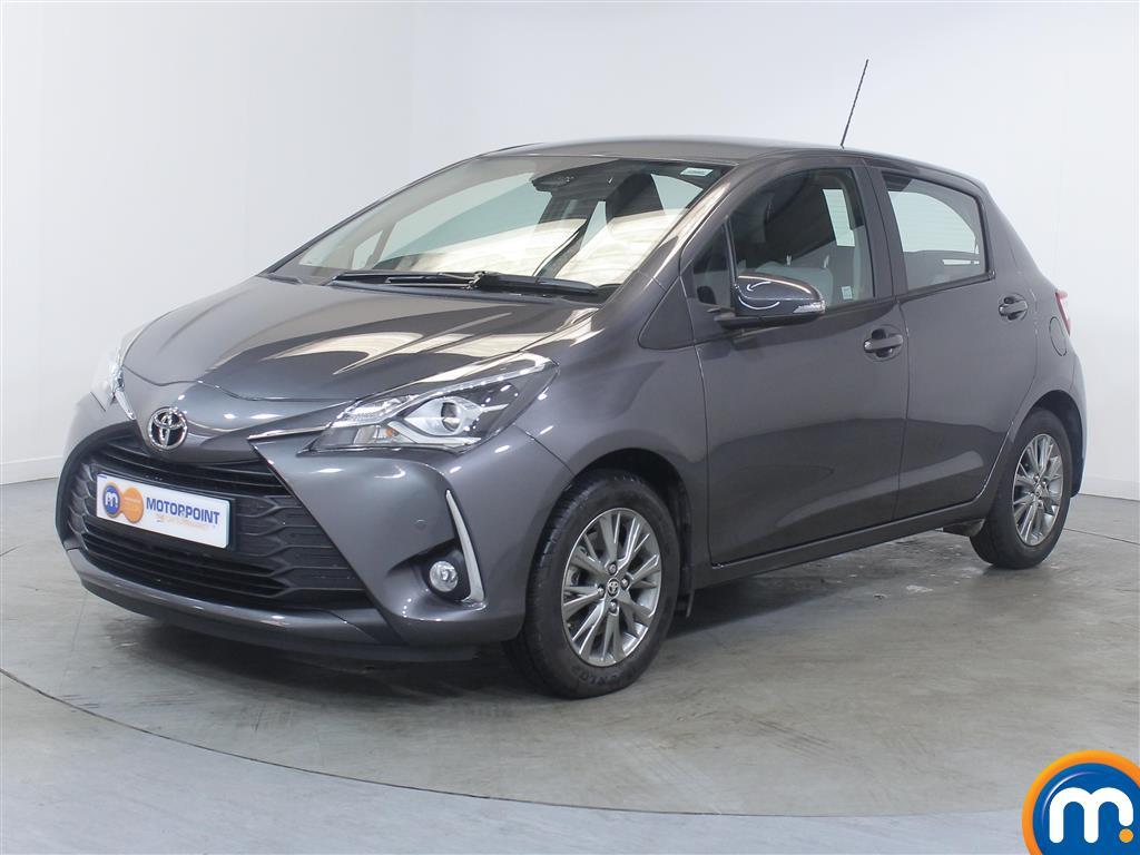 Toyota Yaris Icon Tech - Stock Number (1033187) - Passenger side front corner