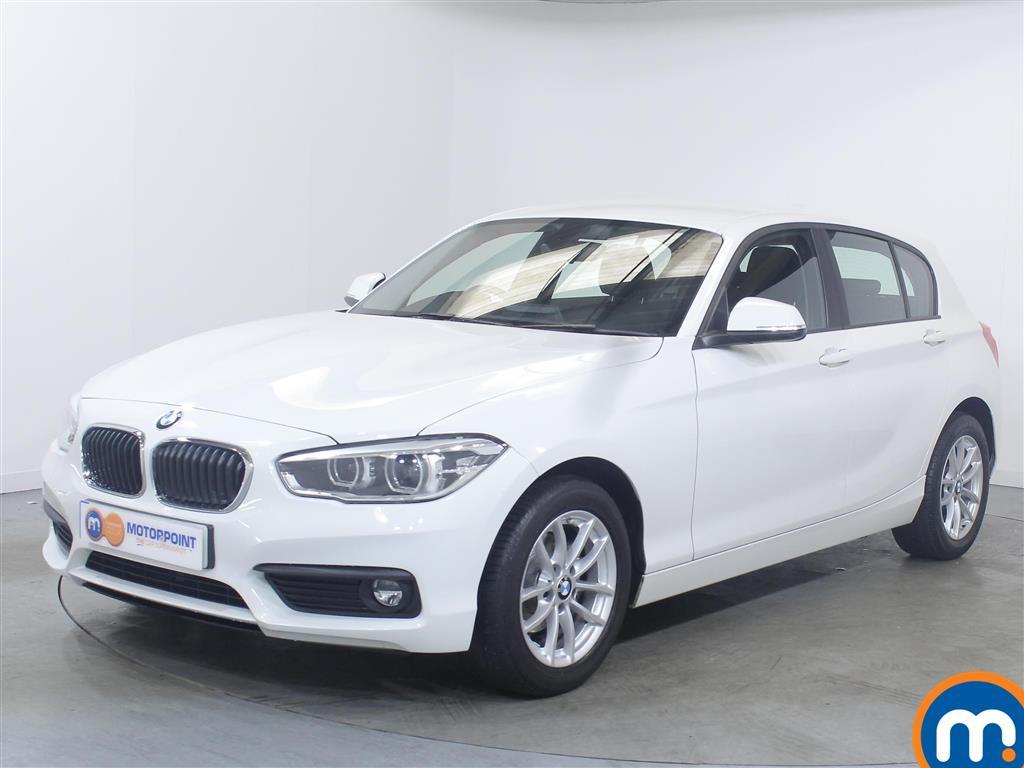 BMW 1 Series SE Business - Stock Number (1033500) - Passenger side front corner
