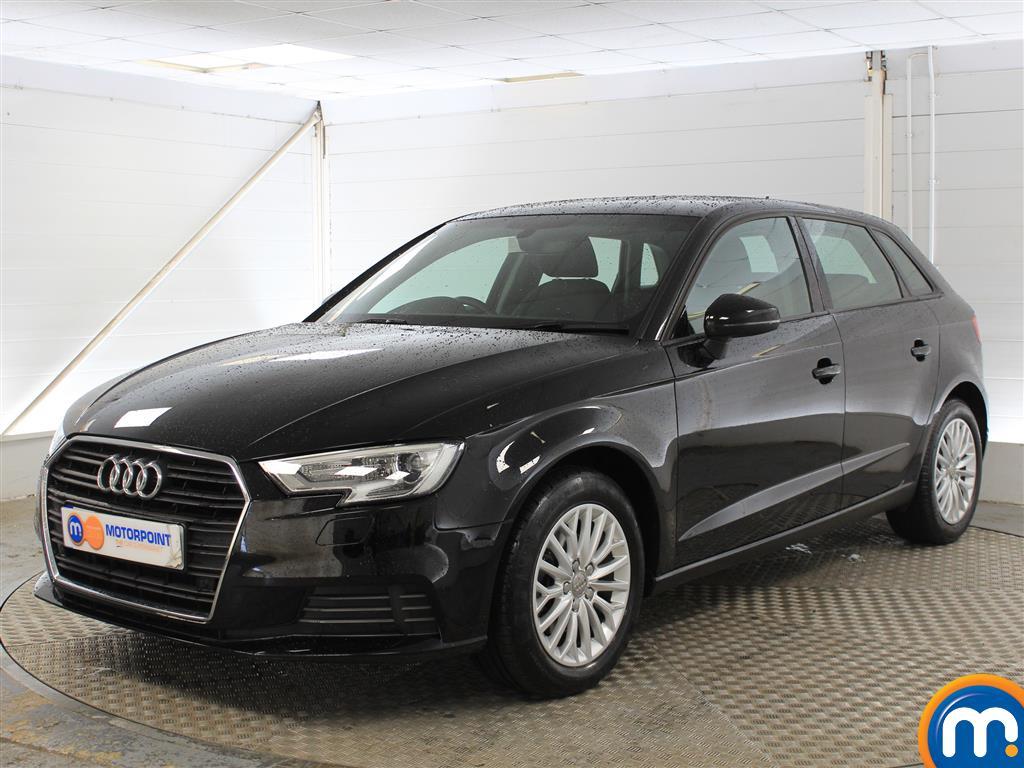 Audi A3 SE Technik - Stock Number 1034991 Passenger side front corner