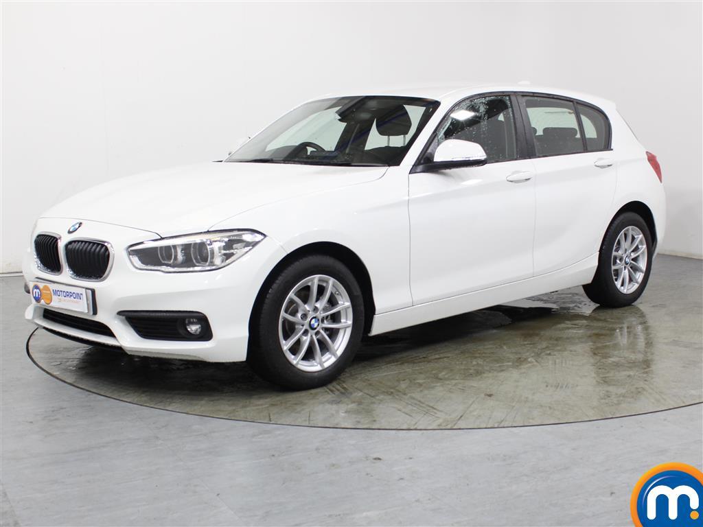 BMW 1 Series SE Business - Stock Number (1034627) - Passenger side front corner