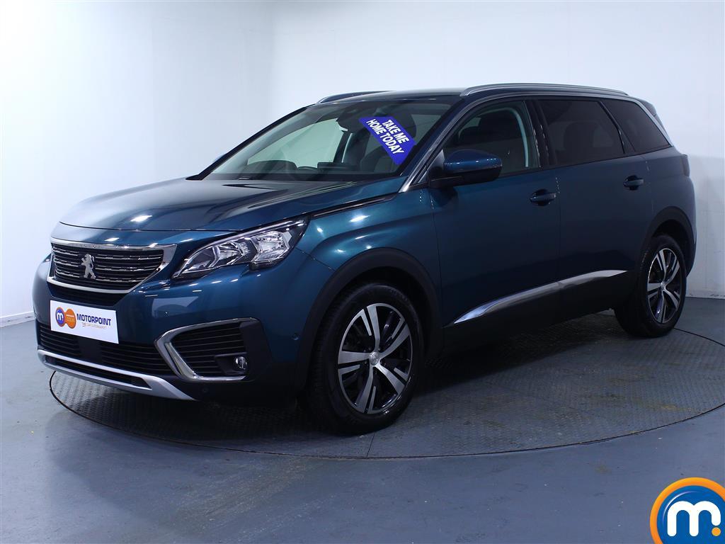 Peugeot 5008 Allure - Stock Number 1036069 Passenger side front corner