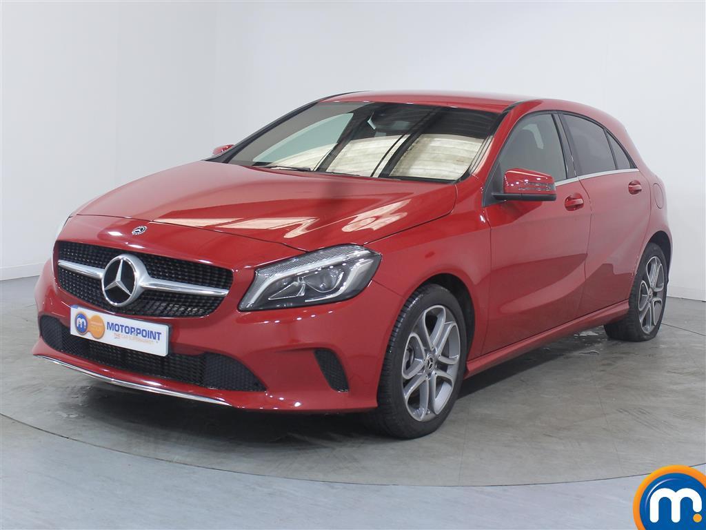 Mercedes-Benz A Class Sport Edition - Stock Number (1034196) - Passenger side front corner