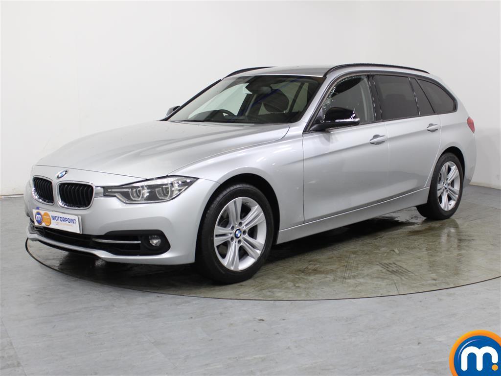 BMW 3 Series Sport - Stock Number (998277) - Passenger side front corner