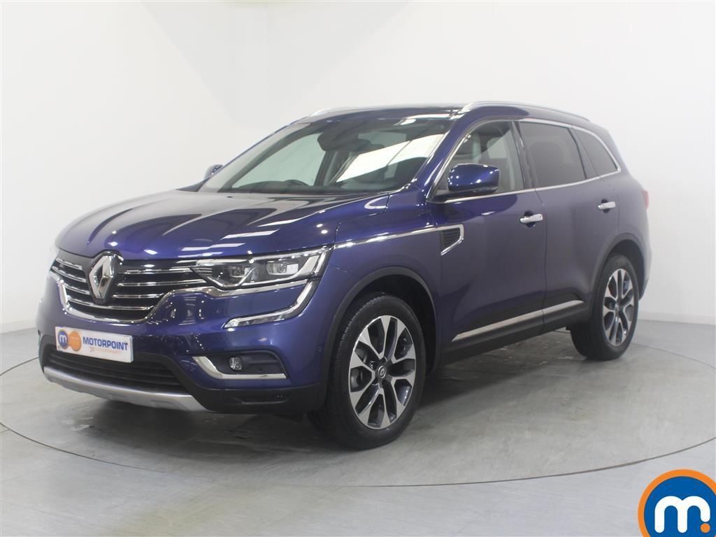 Renault Koleos Signature Nav - Stock Number (1021616) - Passenger side front corner