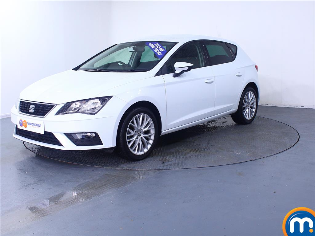Seat Leon SE Dynamic Technology - Stock Number (1035995) - Passenger side front corner