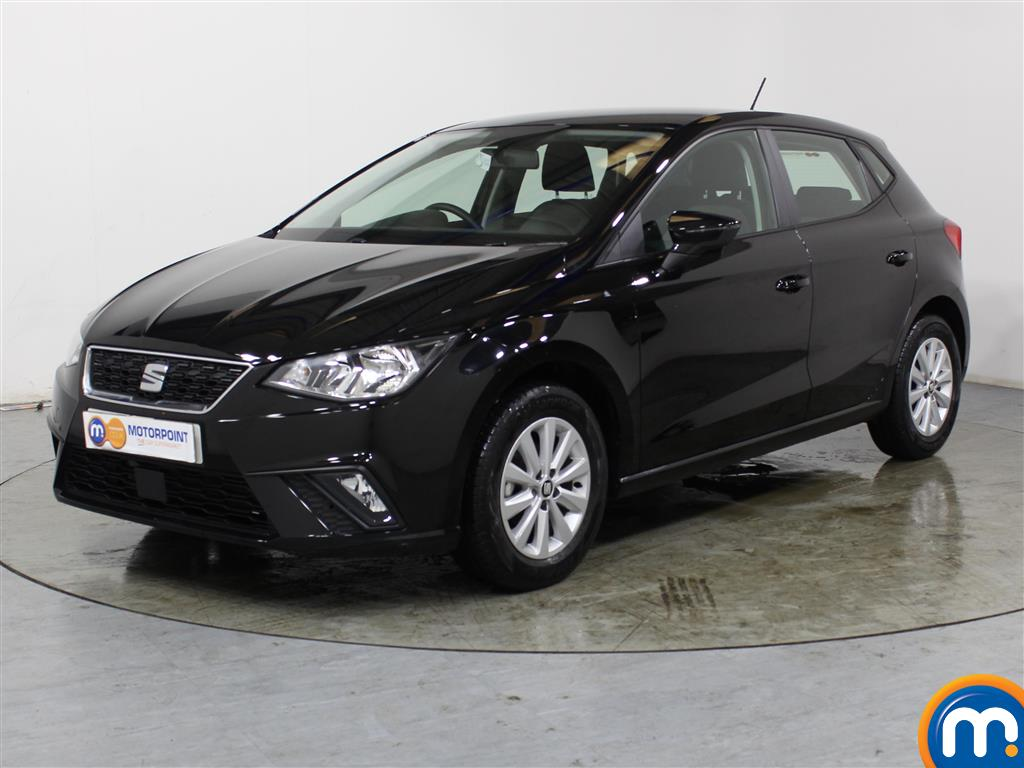 Seat Ibiza SE Technology - Stock Number 1036931 Passenger side front corner
