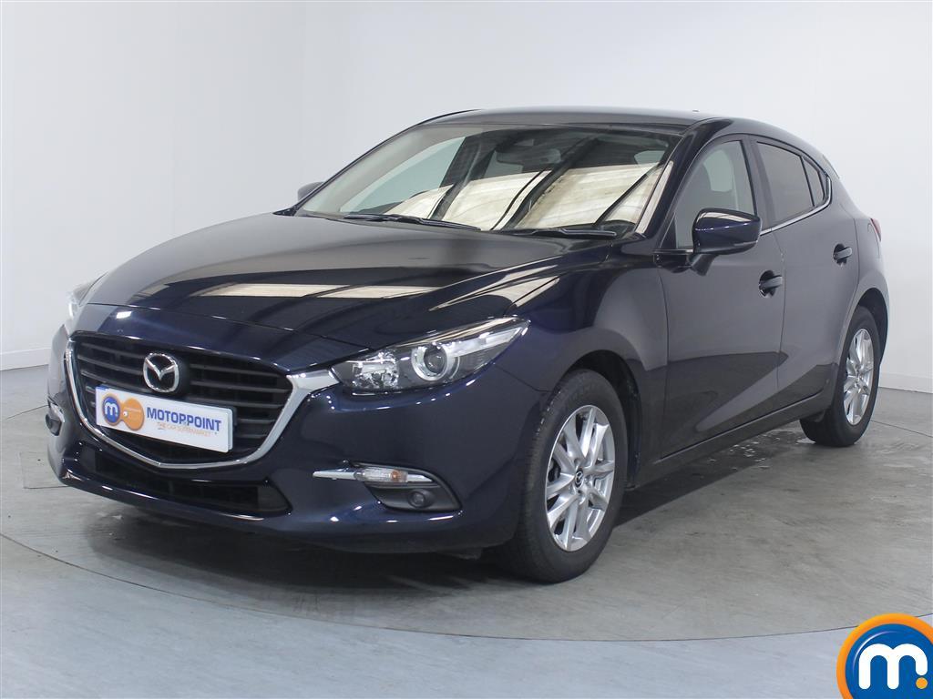 Mazda 3 SE-L Nav - Stock Number (1036151) - Passenger side front corner