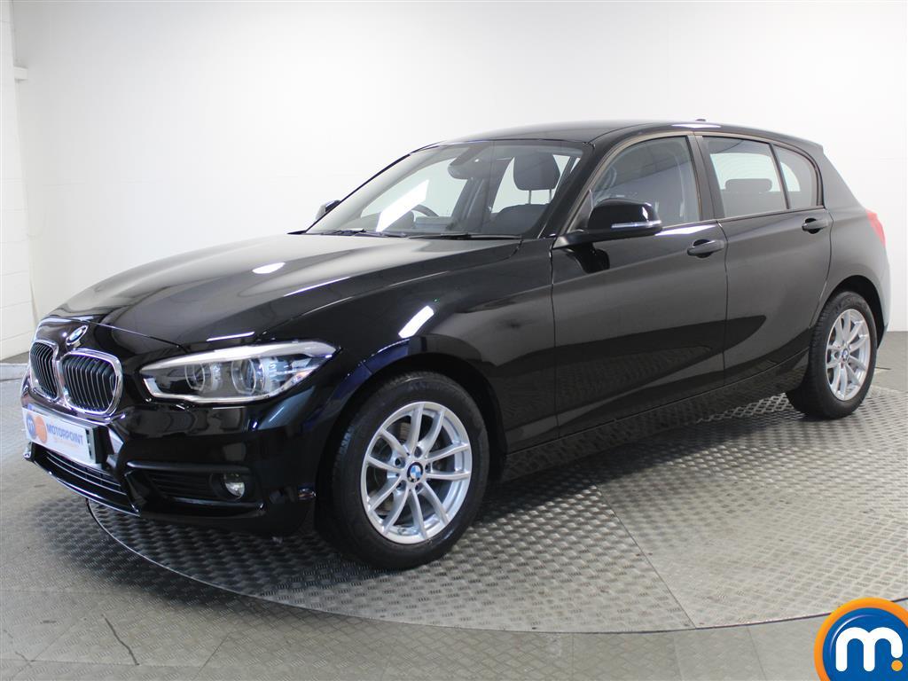 BMW 1 Series SE Business - Stock Number 1032640 Passenger side front corner