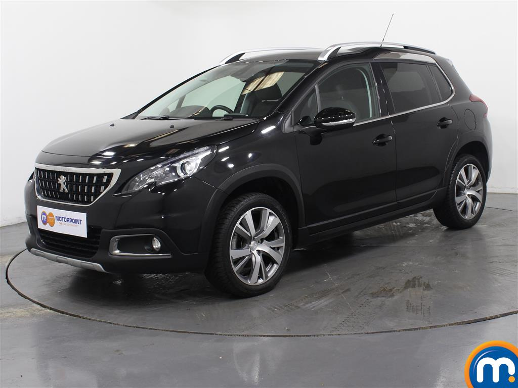 Peugeot 2008 Allure - Stock Number (1029702) - Passenger side front corner