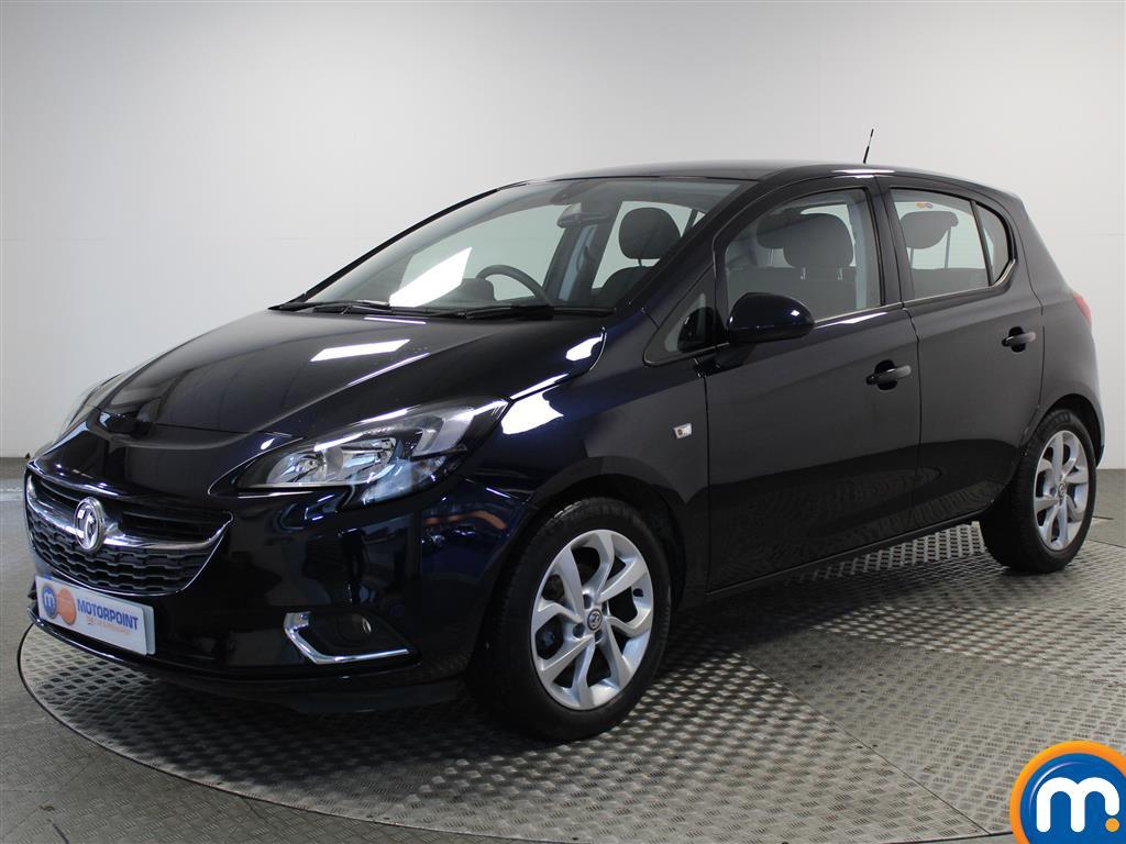 Vauxhall Corsa SRi - Stock Number 1035026 Passenger side front corner